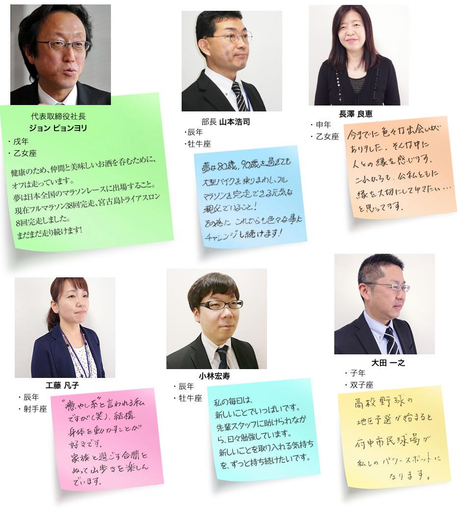 さくら保険サービス・スタッフ紹介