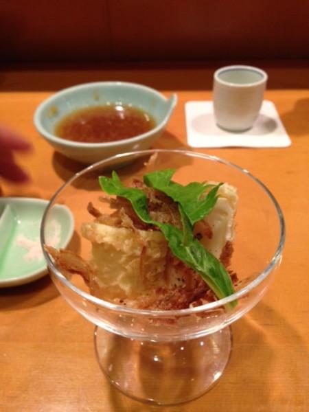 天ぷらチーズ
