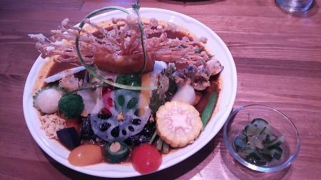 野菜カレー2
