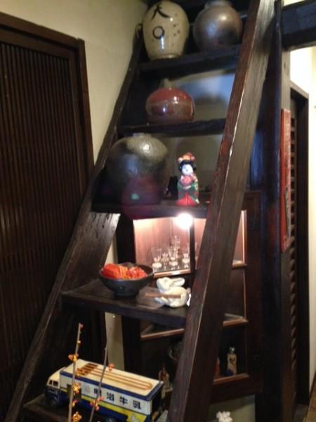 マロコ飾り階段