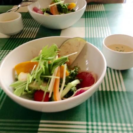 渋谷ランチサラダ