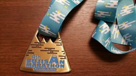 富士山マラソンメダル-001