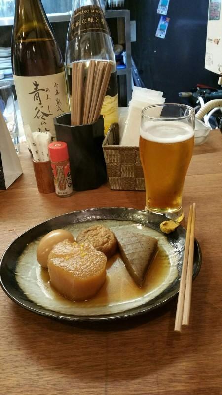 京橋関東炊き