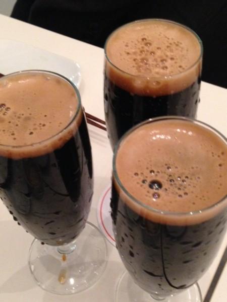 麻屋黒ビール