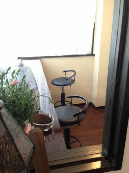 カフェ喫煙室