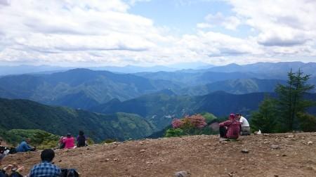 山頂 (1)