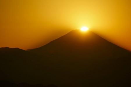 富士山(新年)