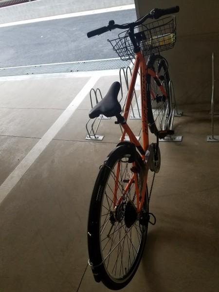 20180315_142740 通勤自転車