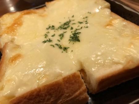 マロコチーズトースト