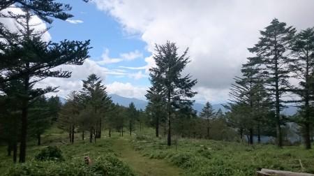 唐松尾山2