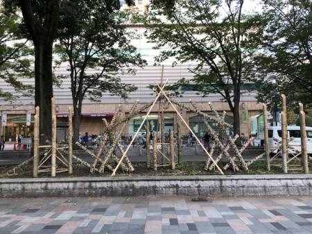 竹あかり昼(正面)