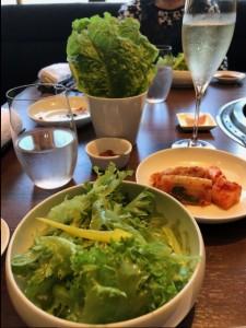 府中産新鮮野菜