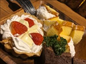 桃の節句デザート